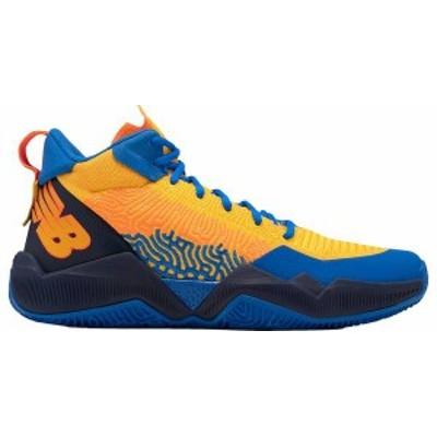 ニューバランス メンズ スニーカー シューズ New Balance TWO WXY Basketball Shoes Orange/Navy