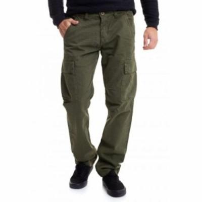 アルファ インダストリーズ Alpha Industries メンズ ボトムス・パンツ - Agent Dark Olive - Pants green