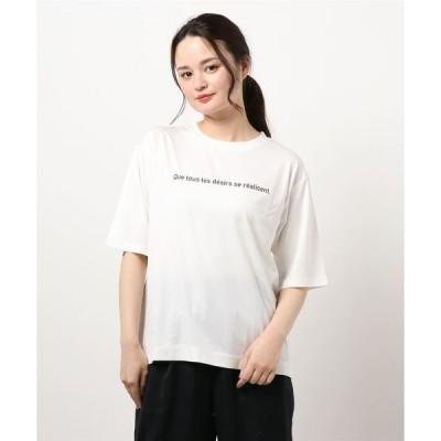 tシャツ Tシャツ レーヨンTシャツ(1S15-512003)