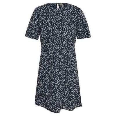 ピーシーズ ワンピース レディース トップス PCMALENE DRESS - Day dress - navy