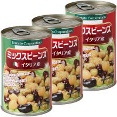 トマトコーポレーショントマトコーポレーション ミックスビーンズ 1セット(3缶)