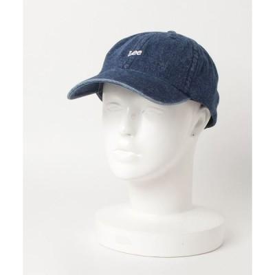 帽子 キャップ Lee リー / LEE LOGO CAP ロゴキャップ / LA0270