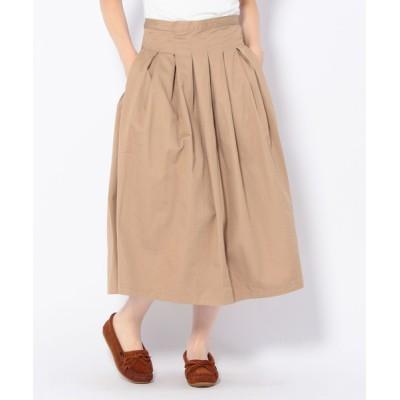 BEAVER / GRANDMA MAMA DAUGHTER/グランマママドーター プリーツスカート WOMEN スカート > スカート