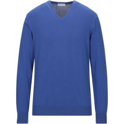 ブラマンテ BRAMANTE メンズ ニット・セーター トップス Sweater Blue