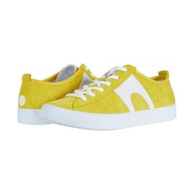 Camper カンペール レディース 女性用 シューズ 靴 スニーカー 運動靴 Imar Copa - Medium Yellow
