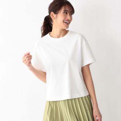【ドレスTシャツ】 クルーネックT