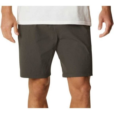 マウンテンハードウェア メンズ ハーフパンツ・ショーツ ボトムス Mountain Hardwear Men's Basin Pull-On Shorts
