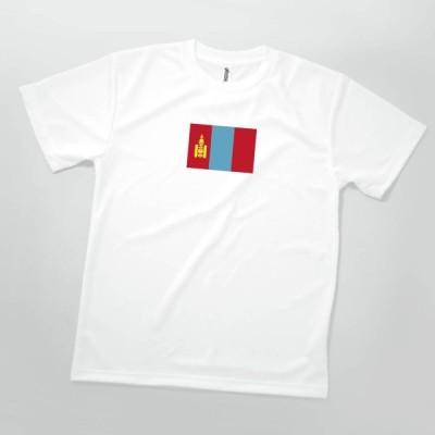 Tシャツ モンゴル国 国旗