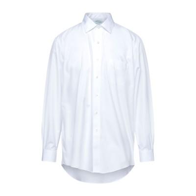 ブルックス ブラザーズ BROOKS BROTHERS シャツ ホワイト 17 スーピマ® 100% シャツ