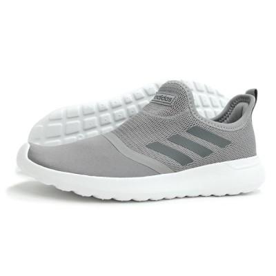 adidas(アディダス)LITE ADIRACER SLIPON(ライトアディレーサー スリッポン)(FX3791/グレー)  スニーカー 運動靴 メンズ 男性用
