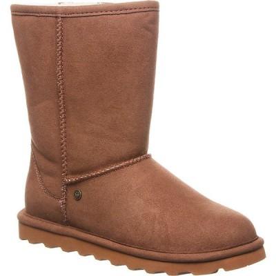 ベアパウ ブーツ&レインブーツ レディース シューズ Bearpaw Women's Vegan Elle Short Boot Hickory II