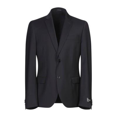 ダニエル アレッサンドリーニ DANIELE ALESSANDRINI テーラードジャケット ブラック 52 バージンウール 100% テーラードジ