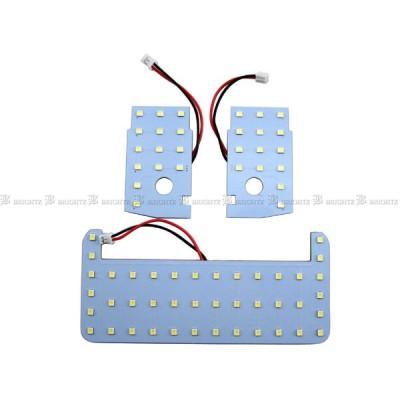 BRIGHTZ プラド GDJ150W GDJ151W GRJ150W GRJ151W TRJ150W LEDルームランプ 3PC ROOM−LAMP−097