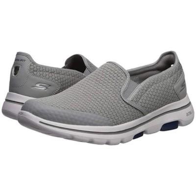 スケッチャーズ Go Walk 5 - Apprize メンズ スニーカー 靴 シューズ Light Gray/Blue
