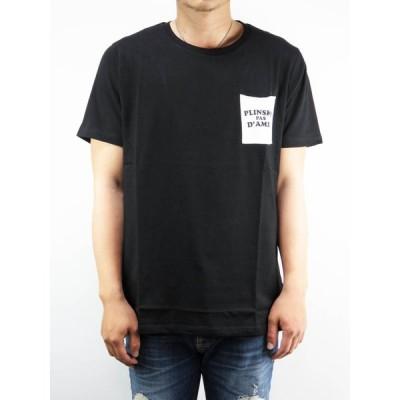 SALE!!  PLINSKY (プリンスキー) S/S TEE (Tシャツ) BLACK (ブラック)
