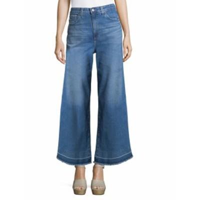 AG アドリアーノ ゴールドシュミード レディース パンツ デニム Charlotte Wide-Leg Jeans