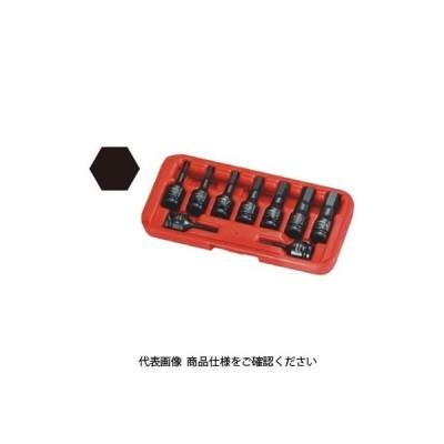 ラグナ(JTC) JTC 9.5mmインパクト6角ソケットセット JTCJ309H 1セット(直送品)