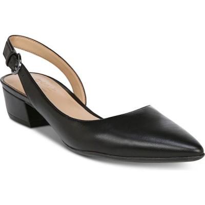ナチュラライザー Naturalizer レディース シューズ・靴 Banks Slingbacks Black Leather