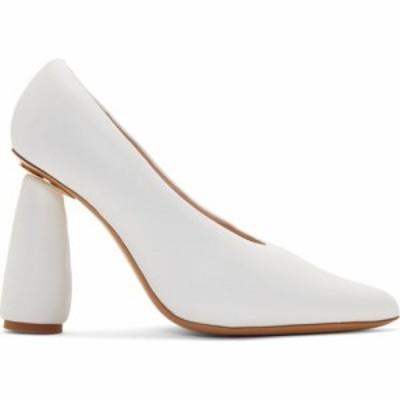 ジャックムス Jacquemus レディース ヒール シューズ・靴 White Les Chaussures Jacques Heels