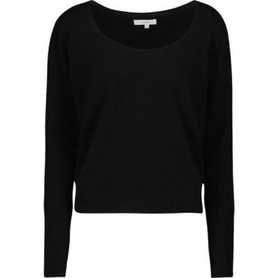 ヴィンス Vince レディース ニット・セーター トップス Cashmere sweater Black