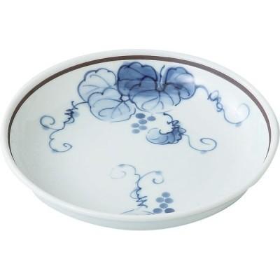 西海陶器 69426 【5個入】 平成ぶどう 軽量5号皿