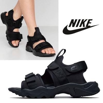 [NIKE] CI8797-001 CANYON Sandal ナイキ ビーチ サンダル スポーツ 夏 シューズ ストラップ レディース 韓国ファッション
