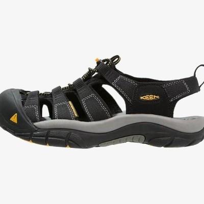 キーン メンズ スポーツ用品 NEWPORT H2 - Walking sandals - black