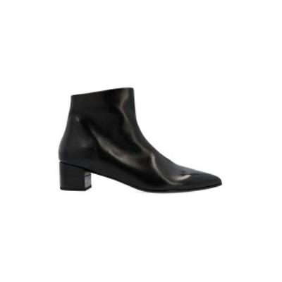 MARSELL/マルセル Black   Stuzzichino ankle boots レディース 秋冬2019 MW57016566 ju
