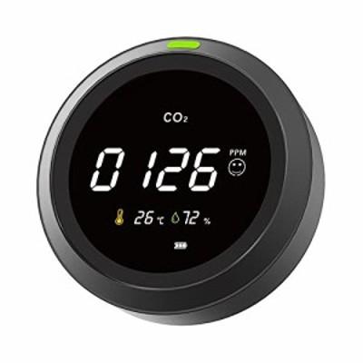 PROTMEX 二酸化炭素(CO2)濃度計 PTH-8 ブザー音アラーム・スマホ連動機能付き