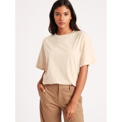 tシャツ Tシャツ オーバーサイズ スーピマ Tシャツ