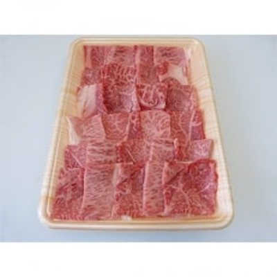 A5等級飛騨牛赤身肉焼き肉用約500g モモ又はカタ肉