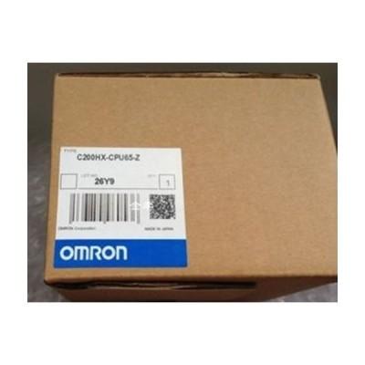 オムロン CPUユニット C200HX CPU65-Z 新品同様/保証付き