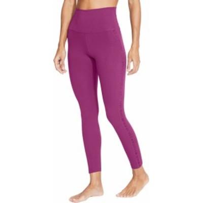 ナイキ レディース レギンス Nike Yoga 7/8 Tights タイツ ヨガ CACTUS FLOWER