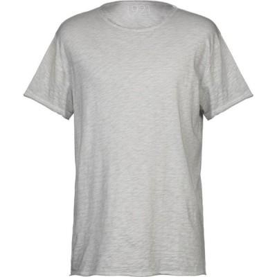 1921 メンズ Tシャツ トップス T-Shirt Grey
