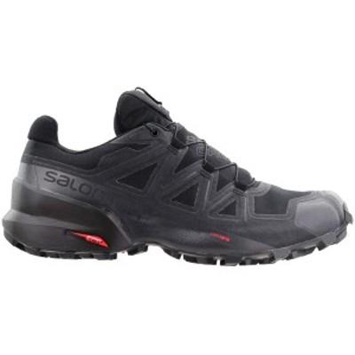 サロモン メンズ スニーカー シューズ Speedcross 5 GTX Running Shoes Black