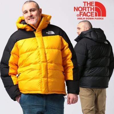 ダウンジャケット 大きいサイズ メンズ フード フルジップ HMLYN DOWN PARKA 550 防寒 アウトドア THE NORTH FACE