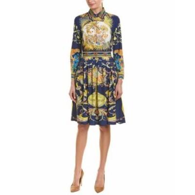 ファッション ドレス Burryco 2Pc Blouse & Skirt Set