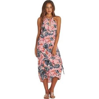 ビラボン レディース ワンピース トップス Billabong Women's Aloha Babe Dress Faded Rose