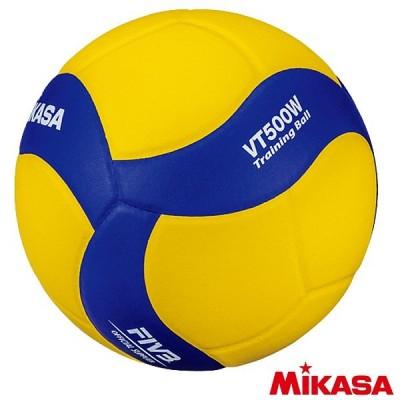 ミカサ バレーボール 5号球 トレーニングボール 500g VT500W バレーボール用品