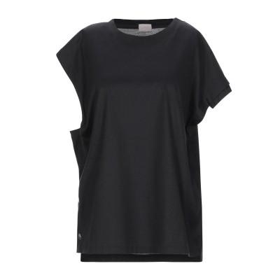 MRZ T シャツ ブラック S コットン 100% T シャツ