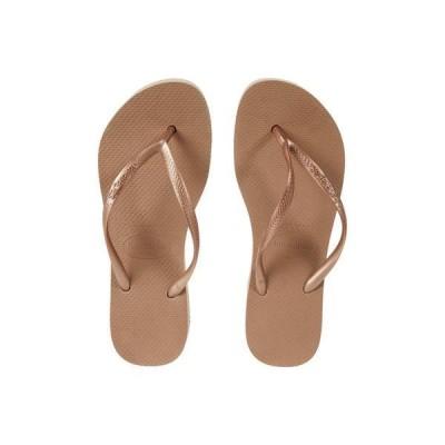 ハワイアナス レディース サンダル シューズ Slim Flatform Sandal