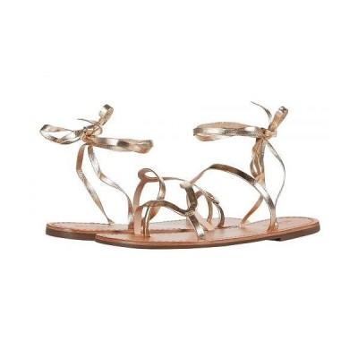 Schutz シュッツ レディース 女性用 シューズ 靴 サンダル Urkula - Platina Metallic Nappa