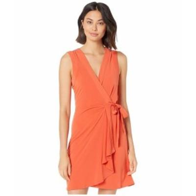 BCBGMAXAZRIA ビーシービージーマックスアズリア ドレス 一般 Sleeveless Wrap Dress