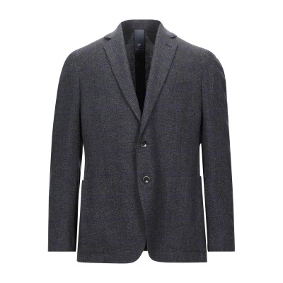 TORNABUONI テーラードジャケット グレー 52 ウール 90% / カシミヤ 10% テーラードジャケット