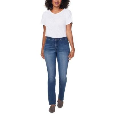 エヌワイディージェイ レディース デニムパンツ ボトムス Barbara Contoured-Back Tummy-Control Jeans