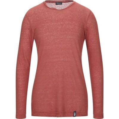 ドルモア DRUMOHR メンズ ニット・セーター トップス sweater Rust
