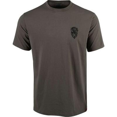 マウンテンカーキス Mountain Khakis メンズ Tシャツ トップス Bison Etch T-Shirt Marsh/Dark Olive