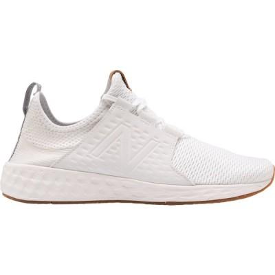 ニューバランス スニーカー シューズ メンズ New Balance Men's Fresh Foam Cruzv1 Reissue Shoes White