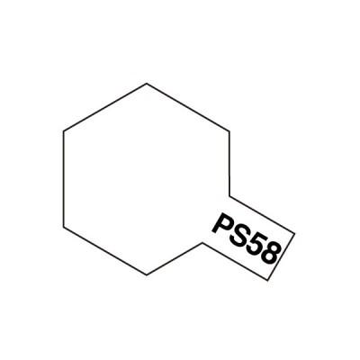 タミヤ PS-58 パールクリヤー