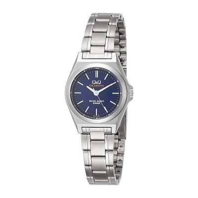 CITIZEN Q&Q シチズン 腕時計 SOLARMATE 5気圧防水 ソーラー充電 ブルー H047-202